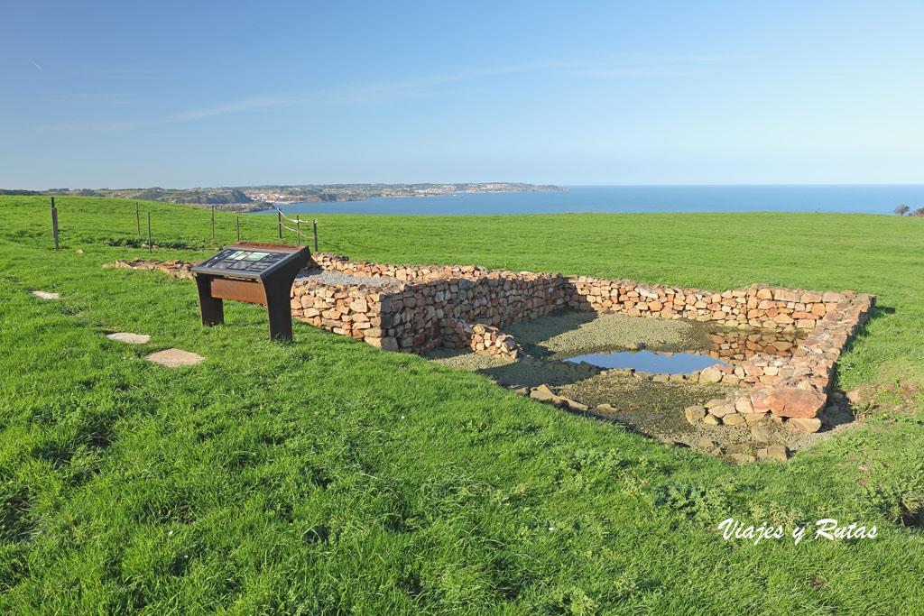 Castro romano, Parque arqueologico Campa Torres, Gijón