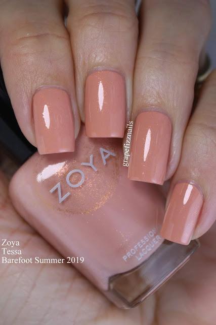 Zoya TessaBarefoot Summer 2019