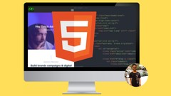 HTML5 Programming From Scratch For Beginners & Advanced