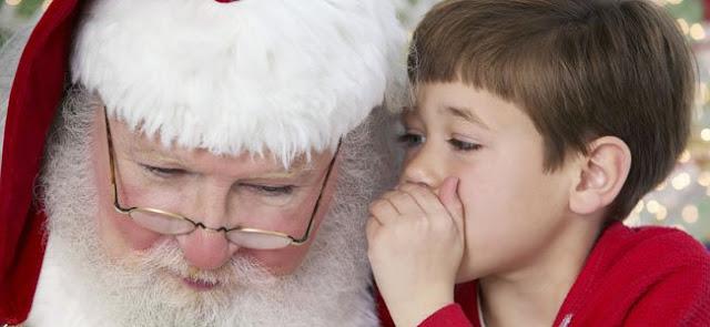 Niño con cáncer en fase terminal pide un último deseo: conocer a Santa… muere en sus brazos