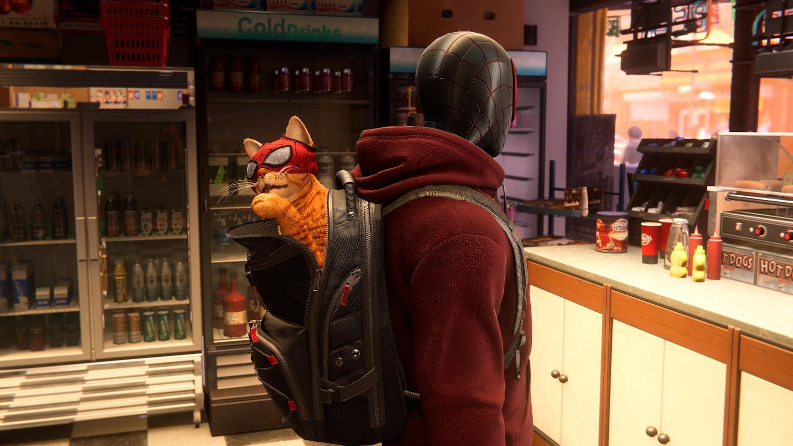 """How to get the """"Cat Suit"""" in Marvel's Spider-Man: Miles Morales guide"""
