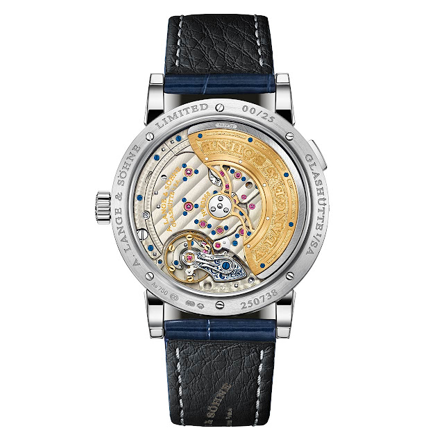 Lange in-house calibre L021.1