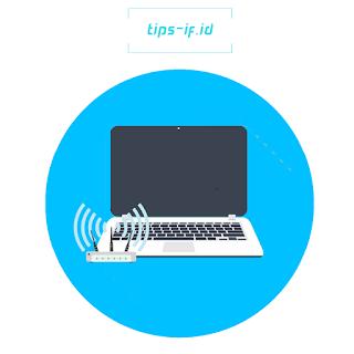 Cara Efektif Menyambungkan Koneksi Hotspot Internet Wifi ke Laptop Windows 7