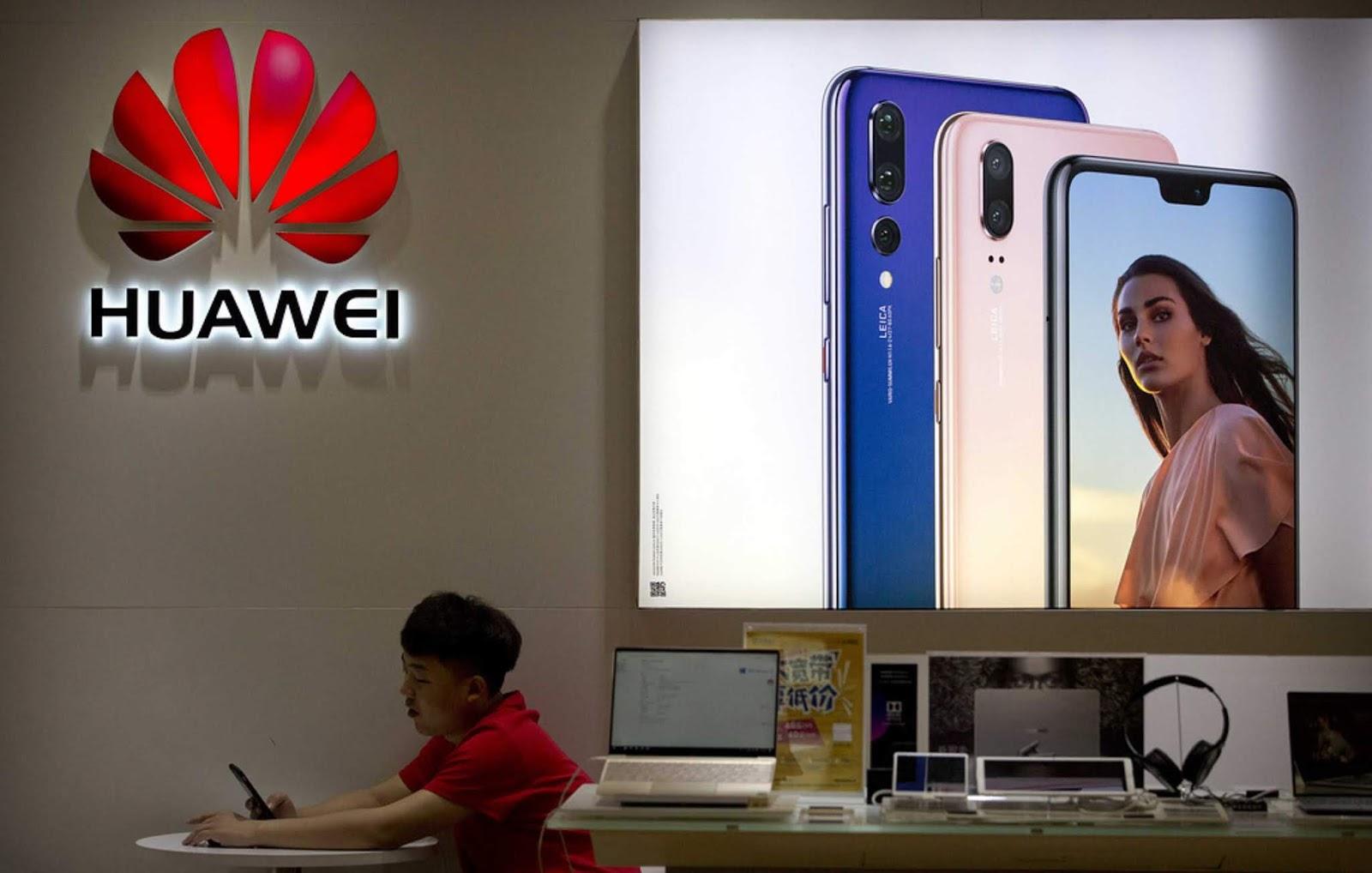 Dianggap mengancam keamanan AS meyakinkan Sekutunya untuk meninggalkan penggunaan produk Huawei