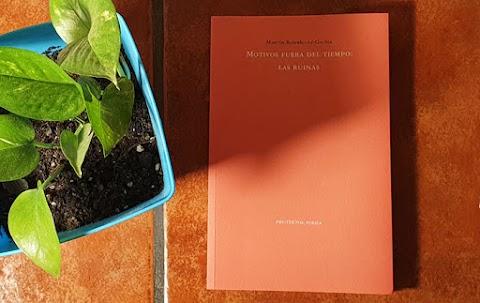 Martín Rodríguez-Gaona en nuestro «Lunes de Poesía»