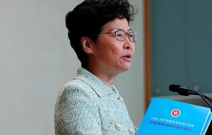 Hong Kong pioneer ends approach discourse as officials upset session