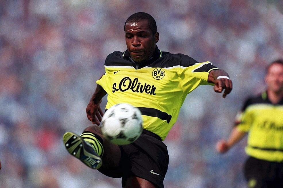 O zagueiro Júlio César no Borussia Dortmund ~ O Curioso do ...