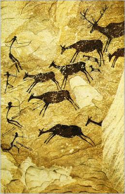 Cueva de los Caballos Valltorta Castellón