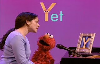 Norah Jones sings Don't Know Y. Sesame Street All Star Alphabet