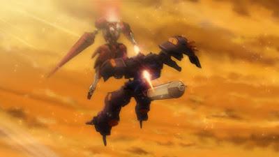 MS Gundam 00 S2 Episode 17 Subtitle Indonesia