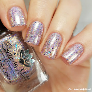 Emily De Molly This Moment Swatches and Review