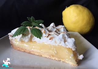 Tarta De Lemon Pie