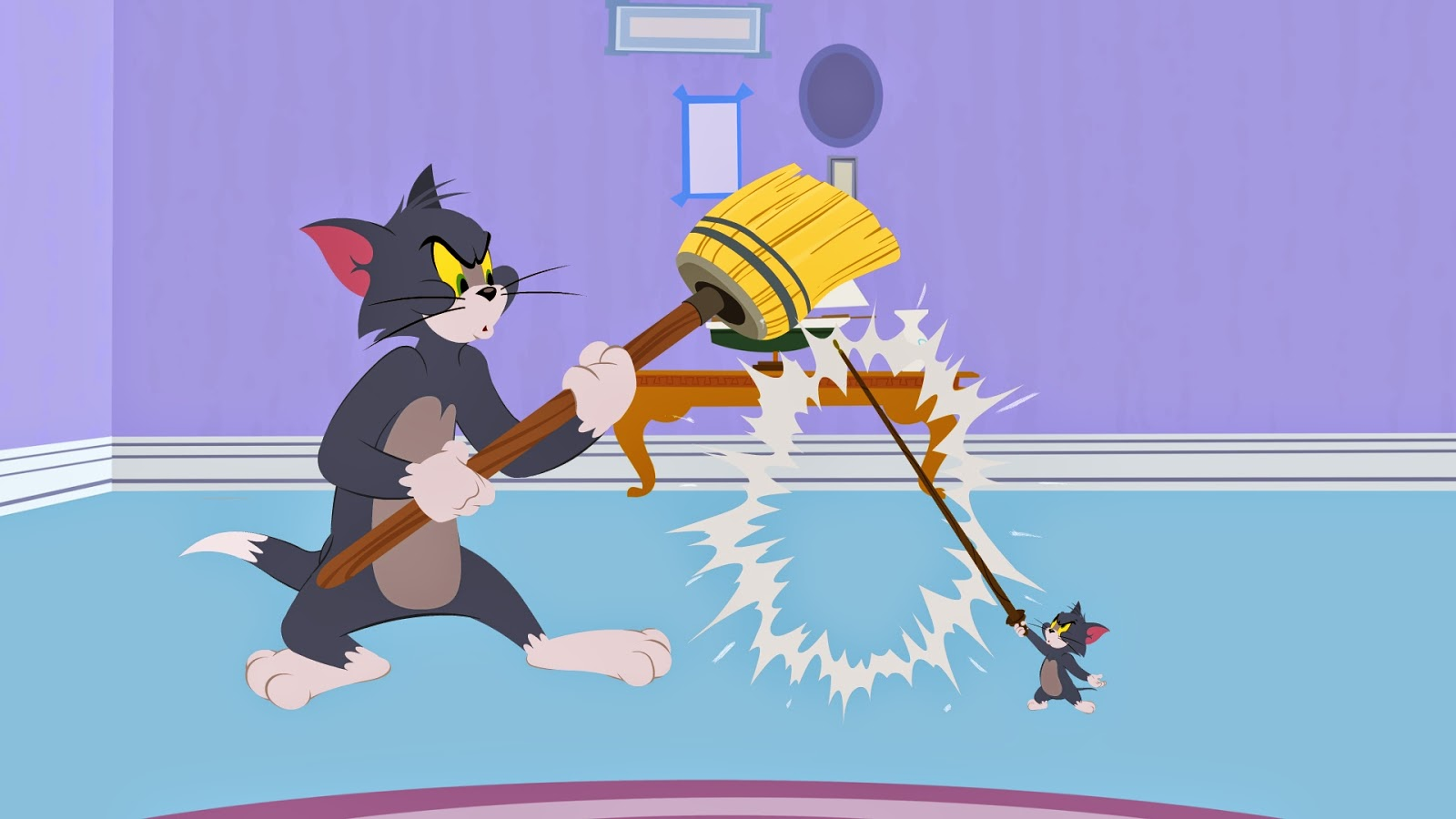 One Momma Saving Money: The Tom and Jerry Show Season 1 Part