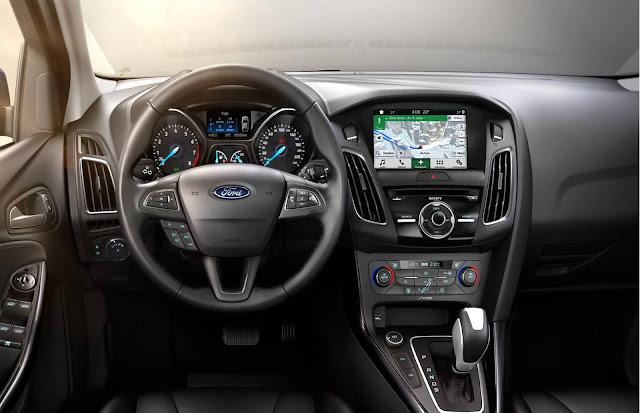 Ford Focus 2019 Titanium 2019