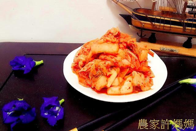 好吃到不要不要的天然發酵韓式泡菜