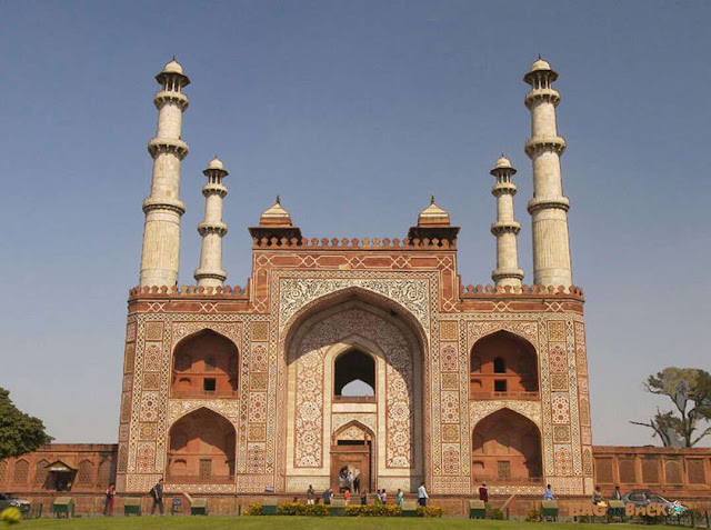 Sikandra-Agra