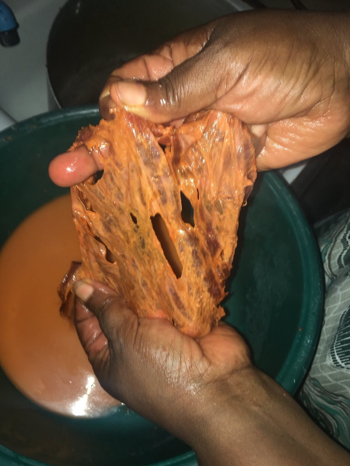 Twitter User Raises Alarm After Discovering Kilishi Made From Rubber Instead Of Beef