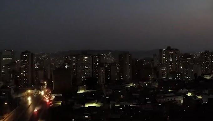 Argentina y Uruguay a oscura por apagón eléctrico masivo