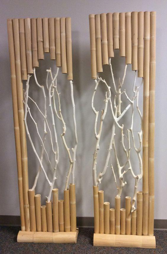 Diy Tree Bamboo Decorating Ideas Decor Units