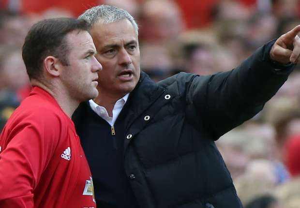 Mourinho: Rooney is not going anywhere!