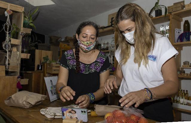 Impulsará Cecilia Patrón reactivación económica en armonía con medio ambiente