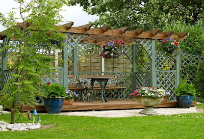 Better Ideas Of Making Pergolas For Pergolas Lovers