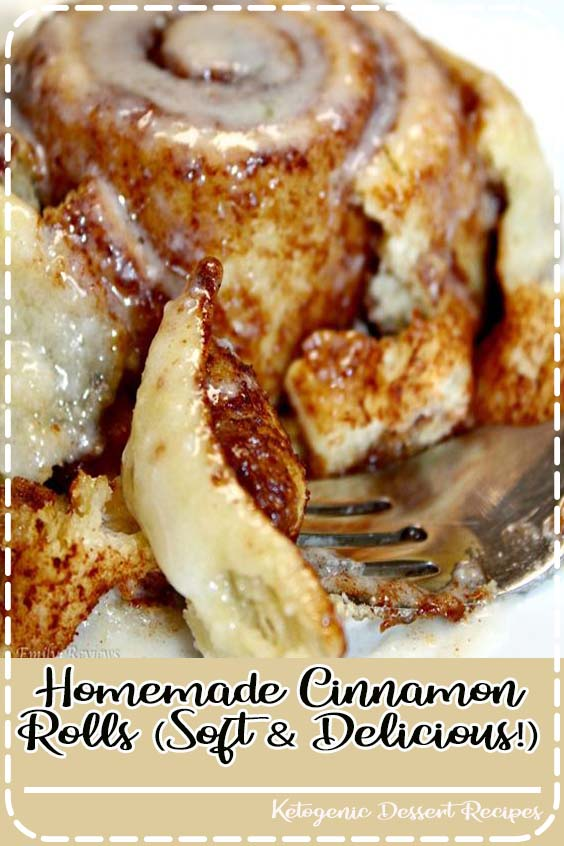 I have been searching for the perfect cinnamon rolls for years Homemade Cinnamon Rolls (Soft & Delicious!)