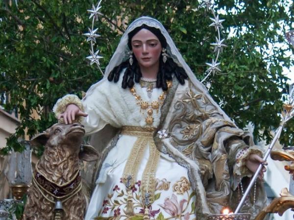 Suspendida también la procesión de la Divina Pastora de San Dionisio de Jerez