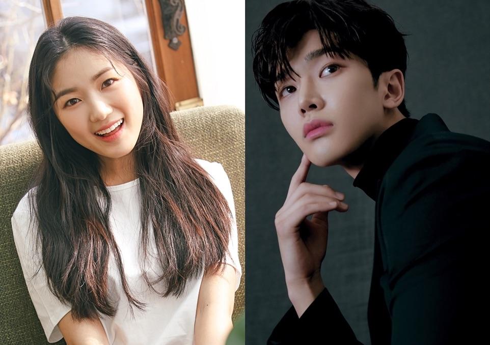 Kim Hye-Yoon & Ro Woon