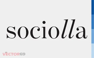 Logo Sociolla - Download Vector File EPS (Encapsulated PostScript)