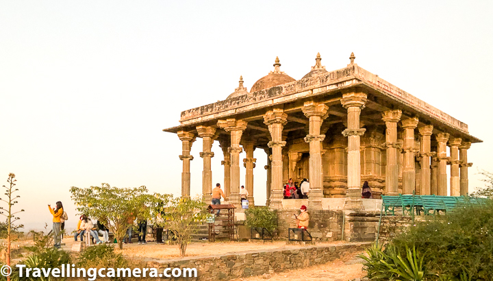 Rajasthan is popular for it's heritage, forts, palaces and some of ancient temples of India. Neelkanth Mahadev temple is also a significant monument when we start talking about ancient temples of Rajasthan and specially the ones, which are still active.     Kumbhalgarh Fort is the 2nd largest fort in Rajasthan state of India. It has many unique features including having the 2nd largest wall in the world (after the Great Wall of China). That also means that Kumbalgarh Fort has India's largest wall.