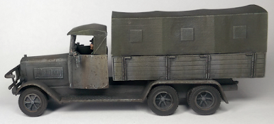 1/56 German Blitzkrieg Truck Henschel Type 33 Minairons