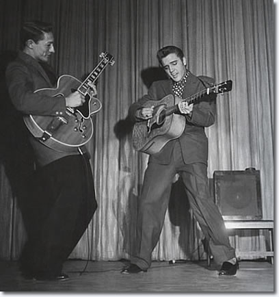 Guitar Snob Happy Birthday Scotty Moore