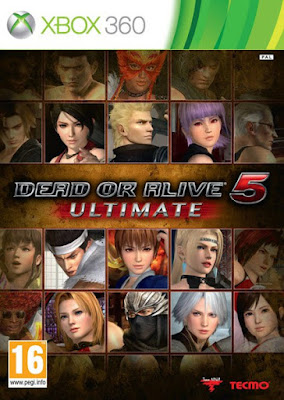 dead or alive 5 ULTIMATE xbox360 torrent