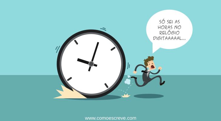 Abreviação de horas: Como escrever horas e minutos corretamente