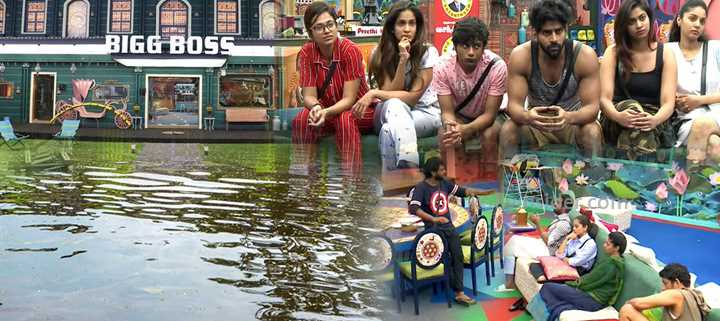 Bigg Boss House flooded, contestants evacuated due to cyclone Nivar?