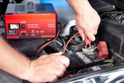 Comment recharger une batterie de voiture?