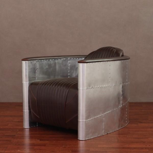 Leather Sofa Like Pottery Barn Softline Jasper Bed Restoration Hardware Aviator Chair | Decor Look Alikes