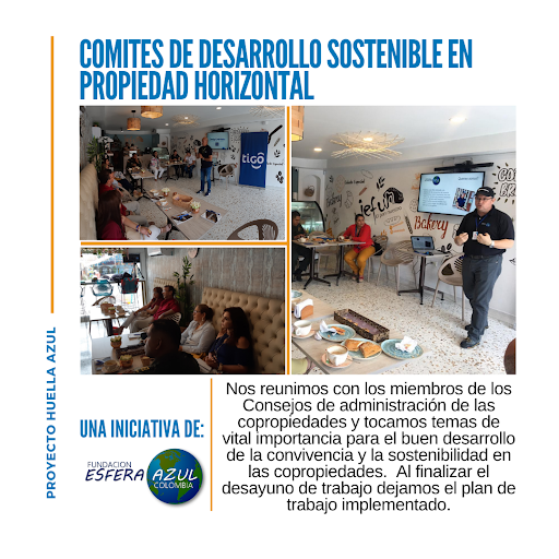 Comités de Desarrollo Sostenible De Propiedad Horizontal