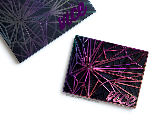 Urban Decay Vice 4 Eyeshadow Palette Review Photos