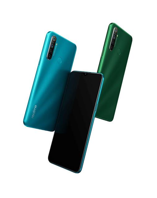 Aqua Blue and Forest Green