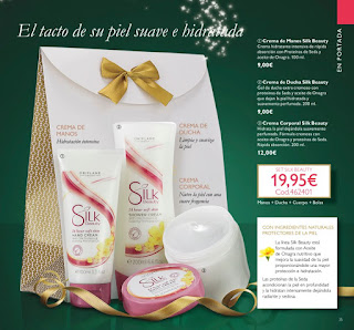 Set Silk Beauty de Oriflame