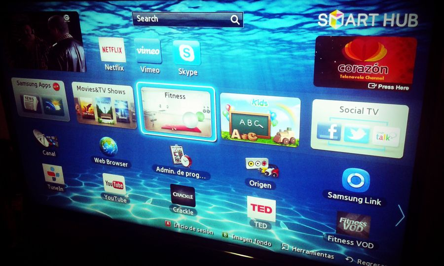 Lg Smart tv Problema youtube change Quality on Netflix app