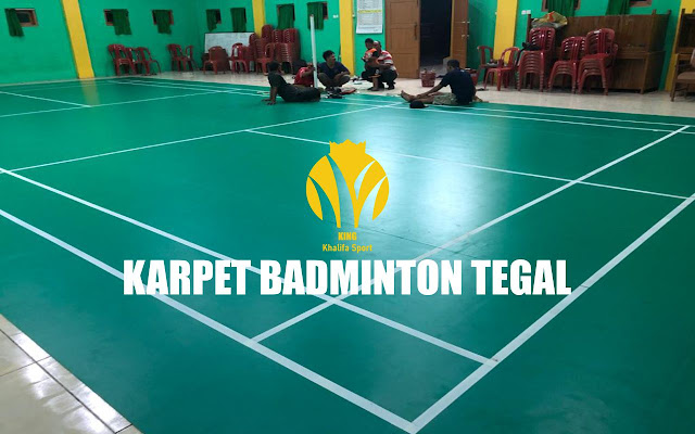 Harga Karpet Badminton di Tegal