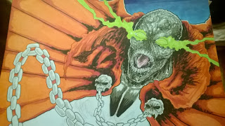 drawing spawn