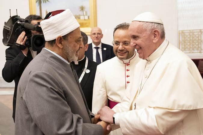 Paus Fransiskus: Saya Datang sebagai Peziarah Perdamaian