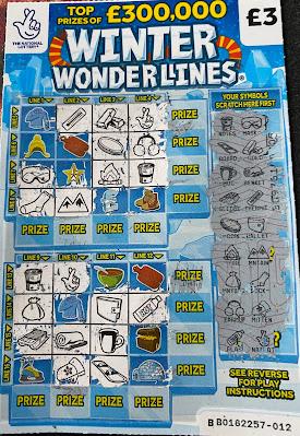 £3 Winter Wonderlines