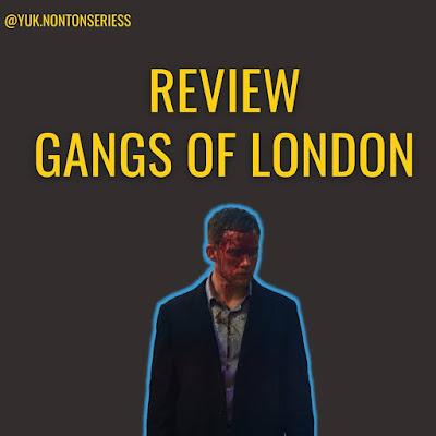 gangs of london series imdb review