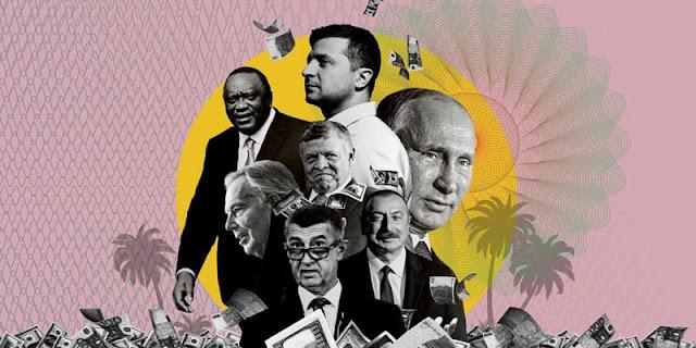 Pandora Papers: Terungkapnya Rahasia Kekayaan Para Pemimpin Dunia