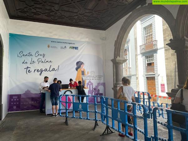 El Ayuntamiento capitalino amplía hasta finales de agosto la campaña para promover la compra en el municipio